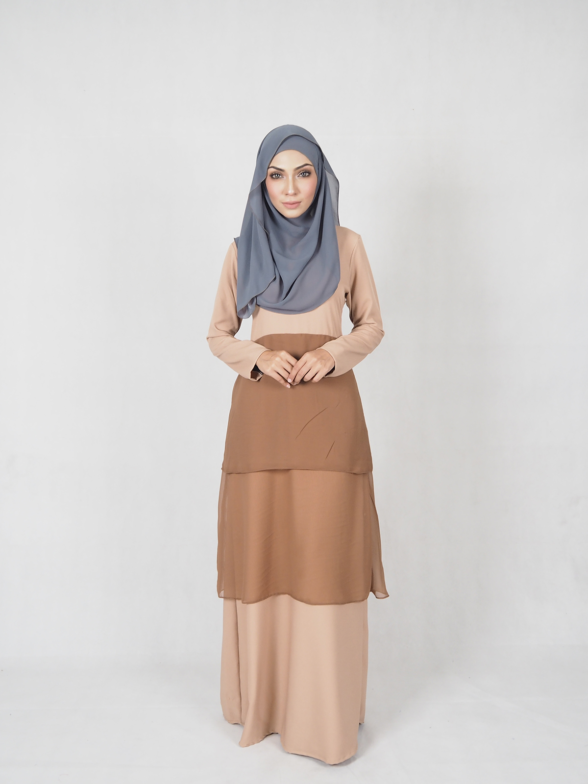 Muslimah Breastfeeding Dress
