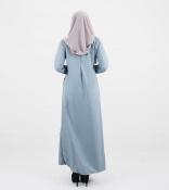Nira Breastfeeding Jubah Dress