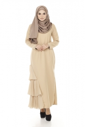 Rinaldi Chiffon Dress(BREASTFEEDING)