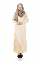 Rinaldi Chiffon Dress(BREASTFEEDING)