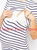Louisha Plain Fishtail Ribbon Baju Kurung (Modern)(BREASTFEEDING)