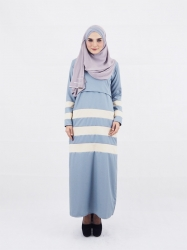 Nirazita Breastfeeding Jubah Dress