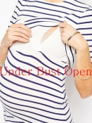 Nirazita Breastfeeding Jubah Dress
