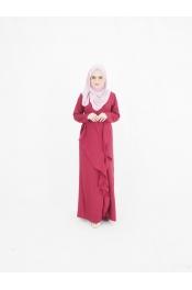 Flari Flara Jubah Dress(BREASTFEEDING)
