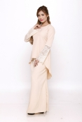 (VENOS) - Rins Jubah Dress Lace