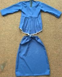Casandra Peplum Baju Kurung Kids
