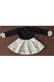 Mina Lace Blouse Kid