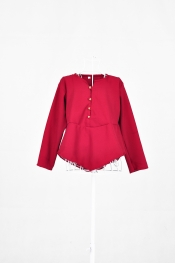 Bozani Gold Blouse Kids