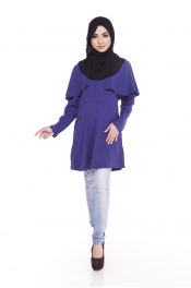 Melbourne Cardigan Blouse Top Exclusive (NOT LONGER THAN KNEE)