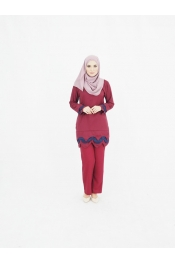 Yasha Set Blouse+Pants
