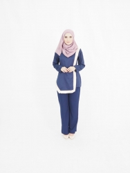 Yara Set Blouse+Pants