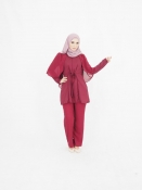 Ashina Wing Set Blouse+Pants