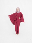 Fra wing set Blouse+Pants