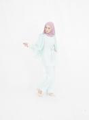 Ashina Wing Set Blouse+Pants
