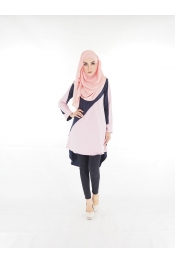 Dintiana Fishtail Blouse