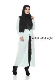 Zens - (POCKET LEFT+RIGHT) modern Jacket Blouse