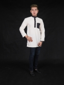 Fernando Kurta Pocket Cotton (PLUS SIZE MEN)