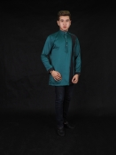 Yuso Satin Kurta (PLUS SIZE MEN)