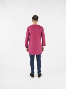 Martine Cotton Kurta (PLUS SIZE MEN)