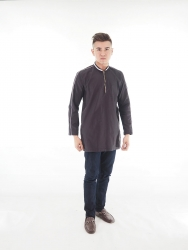 Adin Kurta Men Blouse (PLUS SIZE)
