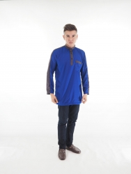 Amin St Men Blouse kurta (PLUS SIZE)
