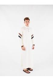 Arman Cotton Jubah (PLUS SIZE MEN)