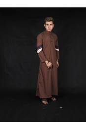 Arman Cotton Jubah (PLUS SIZE MEN)