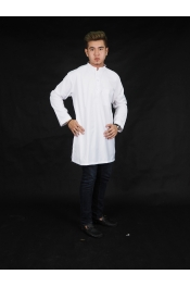Jeff Button Kurta cotton