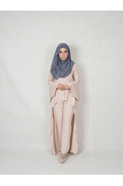 Sulia Set Blouse + Pants ( PLUS SIZE )