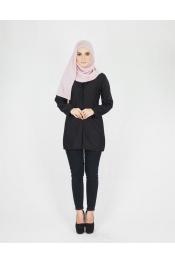 Shila Office Blouse Jacket (PLUS SIZE)