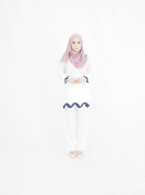 Yasha Set Blouse+Pants (PLUS SIZE)
