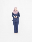 Lydiana Set Blouse+Pants (PLUS SIZE)