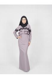 Calorin Lacey Baju Kurung (MATERNITY PREGNANCY)