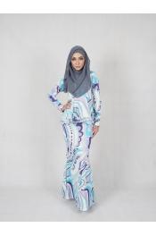 Peplum Baju Kurung Pucci (MATERNITY PREGNANCY)