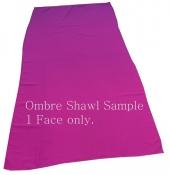 Ombre Shawl