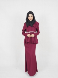 Carina Baju Kurung (PLUS SIZE BREASTFEEDING)