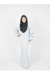 Qayzala Baju Kurung (PLUS SIZE BREASTFEEDING)