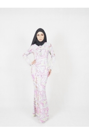 hazyleen Baju Kurung (PLUS SIZE BREASTFEEDING)