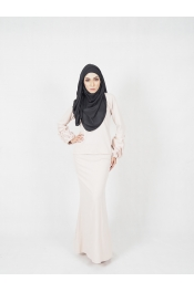 Alesha Baju Kurung (PLUS SIZE BREASTFEEDING)