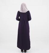 Nira Breastfeeding Jubah Dress (PLUS SIZE BREASTFEEDING)