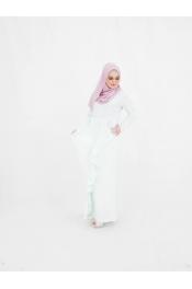 Flari Flara Jubah Dress (PLUS SIZE)