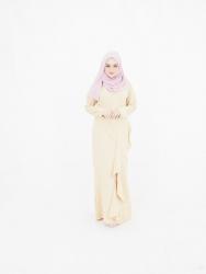 Flari Fla Jubah Dress (PLUS SIZE)