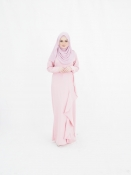 Flari Fla Jubah Dress (PLUS SIZE)