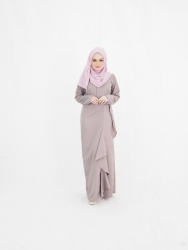 Flari Fla Jubah Dress