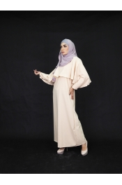 Velozina Jubah Dress (PLUS SIZE)