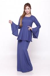 Zenia Jubah Dress (Plus Size)