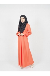 Quasha Jubah Dress (PLUS SIZE)