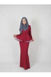 Iris Kebaya Modern (PLUS SIZE)
