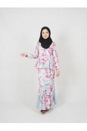 Ziya Peplum Baju Kurung (PLUS SIZE)
