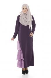 Rinaldi Chiffon Dress (PLUS SIZE)